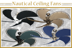 nautical ceiling fans