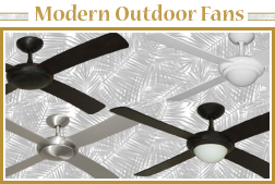 Outdoor Modern Ceiling Fans