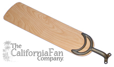 Unfinished Oak Ceiling Fan Blade